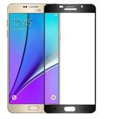 Kualitas Hmc Samsung Galaxy Note 5 5 7 Full Screen Tempered Glass Lis Hitam Hmc