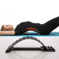 Toko Hopeforth Multi Level Back Stretching Plus Pinggang Relax Mate Kembali Pijat Magic Stretcher Fitness Equipment Hitam Terlengkap Di Tiongkok