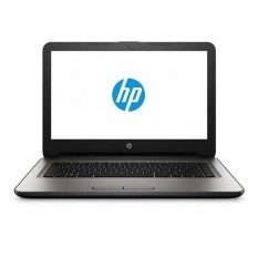 HP 14-AM015TX - RAM 8GB - Intel Core i5 6200U - ATI R5 M340 2GB - HDD 500GB - Silver