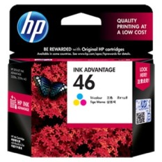 Daftar Harga Hp 46 Tri Color Ink Cartridge Hp
