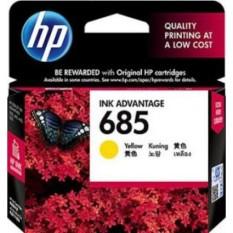 Spesifikasi Hp 685 Cartridge Ink Yellow Beserta Harganya