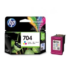 Harga Hp 704 Color Ink Cartridge Lengkap