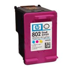 Toko Hp 802 Tri Color Original Ink Cartridge Pink Terlengkap Di Dki Jakarta