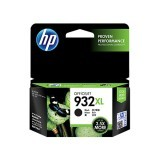 HP 932XL Black Officejet Ink Cartridge - Hitam