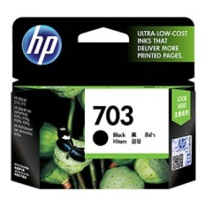 Spesifikasi Hp Deskjet 703 Black Ink Cartridge Hitam Murah