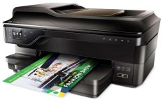 HP Officejet 7612 Wide Format e-All-In-One - Hitam