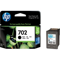 Promo Hp Tinta Printer 702 Black Murah