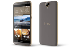 HTC E9 Dual Sim LTE - 16GB - Black