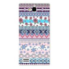 Harga Pc Plastik Menggigil Bunga Case Untuk Huawei Honor 3C Multicolor Asli