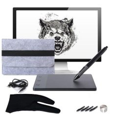 Huion H420 USB Animation Digitizer Graphics Drawing Tablet (Black)