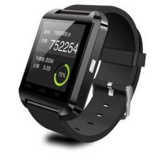 Toko I One Onix U8 Smartwatch For Android And Ios Hitam Lengkap