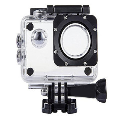 Review Icantiq Case Underwater Diving Protective Waterproof Housing Case Cover For Kogan Tiger Cam Sj 4000 Sj Transparant Icantiq