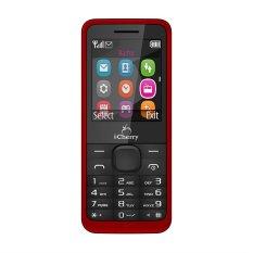 Icherry C126 Red Icherry Diskon 30