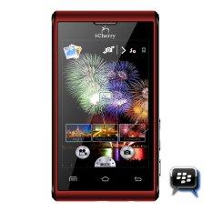 Beli Icherry C150 Android Red Pakai Kartu Kredit