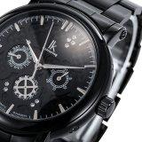 Ik 98128 Wanita Watch Tiga Enam Pin Multi Fungsional Jam Tangan Mekanis Otomatis Jam Tangan Couple Watches Hitam Wajah Hitam Shell Not Specified Diskon