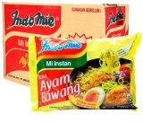 Spesifikasi Indomie Mie Instan Rasa Ayam Bawang New 72Gr Karton Isi 40 Baru
