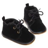 Review Bayi Balita Sepatu Musim Dingin Sepatu Bayi Baru Lahir Balita Boots 12 Bulan Yew3391 Hitam Oem