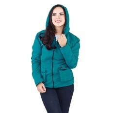 Toko Inficlo Sweater Wanita Erissa Smd 442 Hijau Di Jawa Barat