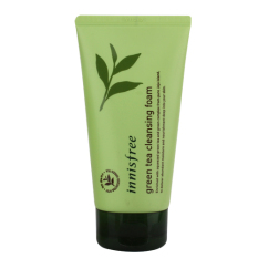 Toko Innisfree Green Tea Cleansing Foam 150Ml Lengkap Di Indonesia