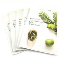 Beli Innisfree It S Real Squeeze Mask Sheet Set Of 5 Bija Free Innisfree It S Real Squeeze Mask Random Variant Innisfree Dengan Harga Terjangkau