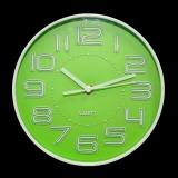 Jual Beli Inno Foto Jam Dinding Rs 09841 Diameter 19 Cm Hijau