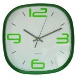 Review Terbaik Inno Foto Jam Dinding Wall Clock Ym 7851D Hijau