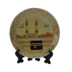 Inno Foto Kaligrafi Keramik Muslim Piring