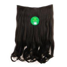 Beli Instaclip Hairclip Short Wavy 50 Cm Black Hair Clip Klip Lurus Korea Hitam Big Layer Full Head Murah Dki Jakarta