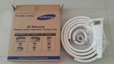 Instalasi Kit - Pipa 5Mtr, Bracket, Kabel 5mtr, Duct tape  - Kapasitas AC 1/2-1PK