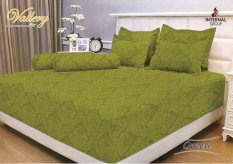 Ulasan Lengkap Internal Vallery Green Sprei Set