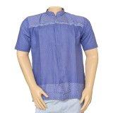 Harga Isbath Baju Koko Lengan Pendek Kdkp 46016 Biru Jawa Timur
