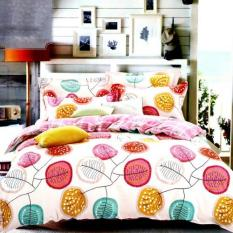ISTANAKU Set Bedcover dan Seprei Stefhanie 180x200