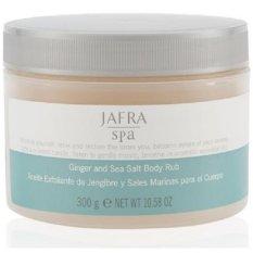 JAFRA Ginger and Sea Salt Body Rub