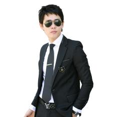 Jaket Pria - Jas Pria Executive Style Men - Hitam