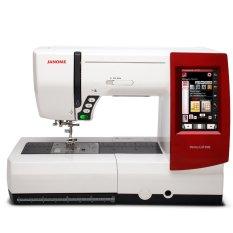 Spesifikasi Janome Mesin Jahit Mc9900 Putih Online
