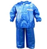 Diskon Jas Hujan Jaket Celana Ibex Tribal Biru Premium Jawa Barat