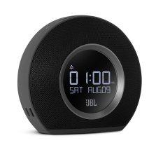 Jual Jbl Horizon Bluetooth Clock Radio With 2 Usb Port Fast Charger Ambient Light Speaker Hitam Murah