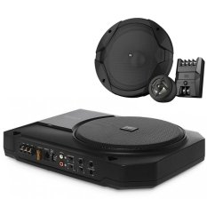 JBL Paket Audio Midbass Special - High Sound Quality - Hitam
