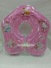 Jbs Baby Neck Ring Karakter Hello Kitty Dki Jakarta Diskon 50