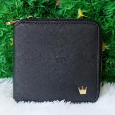 Beli Jims Honey Crown Wallet Black Online Terpercaya