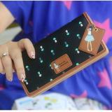 Review Jims Honey Dompet Fashion Import Dolly Wallet Black Indonesia