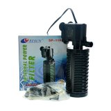Jirifarm Hidroponik 09282 Resun Sp 1100L Pompa Filter Aquarium Internal Filter Aquarium 500L H Banten