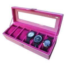Jogja Craft Box Jam Tangan Isi 6 - Baby Pink