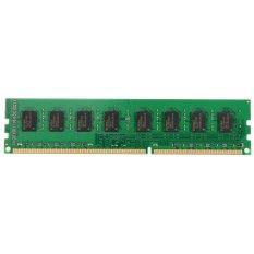 JOR 4 GB DDR3 PC3-12800 1600 MHz Memory RAM PC Desktop DIMM 240 PIN untuk AMD Sistem (Hijau) -Intl