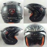 Obral Jpx Supreme Helm Solid Hitam Metallic Size M Murah