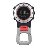 Beli Jusheng® Spovan 3Atm Waterproof Spovan Elemen Ii Multifungsi Outdoor Watch Barometer Altimeter Thermometer Kompas Stopwatch Cicil