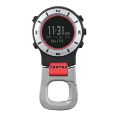Penawaran Istimewa Jusheng® Spovan 3Atm Waterproof Spovan Elemen Ii Multifungsi Outdoor Watch Barometer Altimeter Thermometer Kompas Stopwatch Terbaru