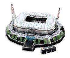 Juventus 3D Puzzle of Juve Stadium