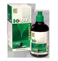 K-Liquid - Chlorofil Minuman Kesehatan - 500 mL