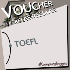Kampung Inggris Paket Regular Toefl Bandung By Pusat Kampung Inggris